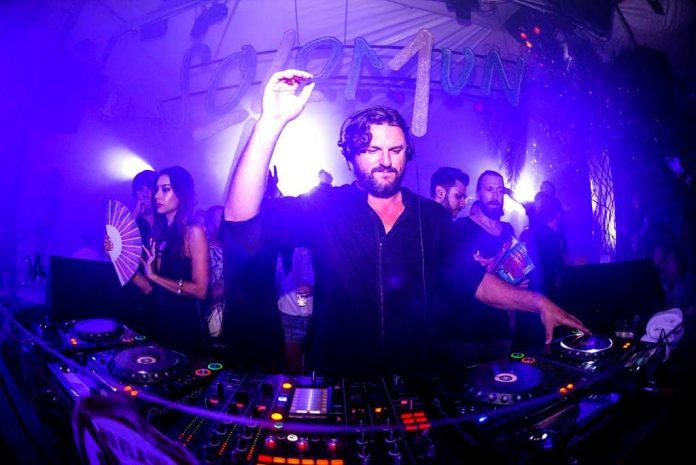 Mladen Solomun, creador de fiestas de éxito y del sello Diynamic. J.F.