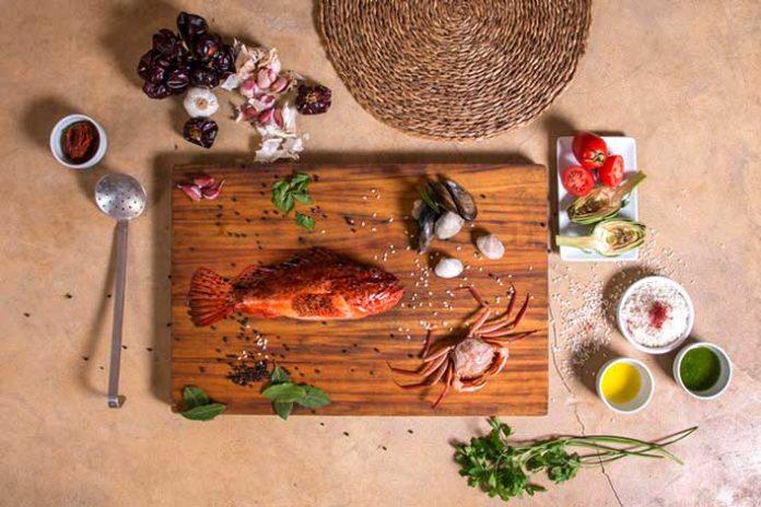 Cocina mediterránea y productos naturales. YEMANJA