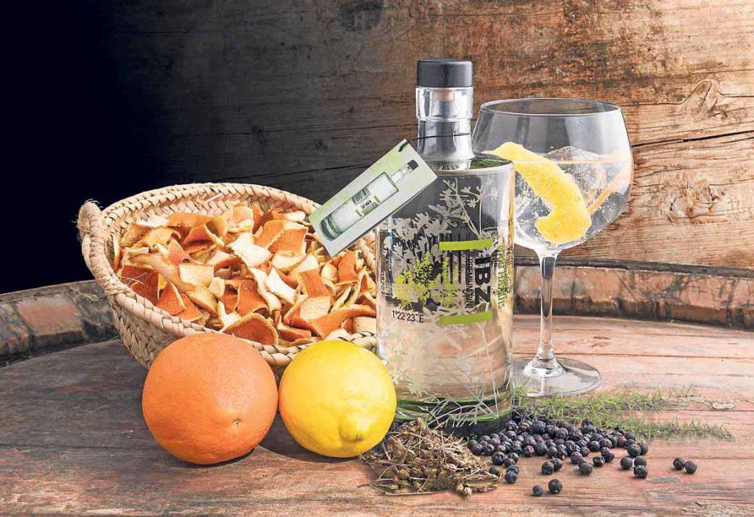 IBZ Premium Gin, una ginebra 100%Ibiza.