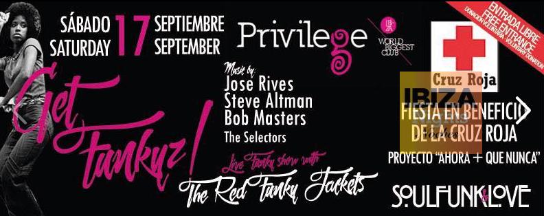 Privilege - Get Funkyz