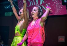 BYoung Chloé Jane Amnesia Ibiza Expectación del joven público que llena sus shows.
