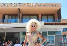 Bali Beach Club. La fiesta empieza por la tarde en la playa.