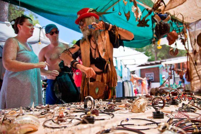Hippy Market Punta Arabí está situada en la zona de es Cana