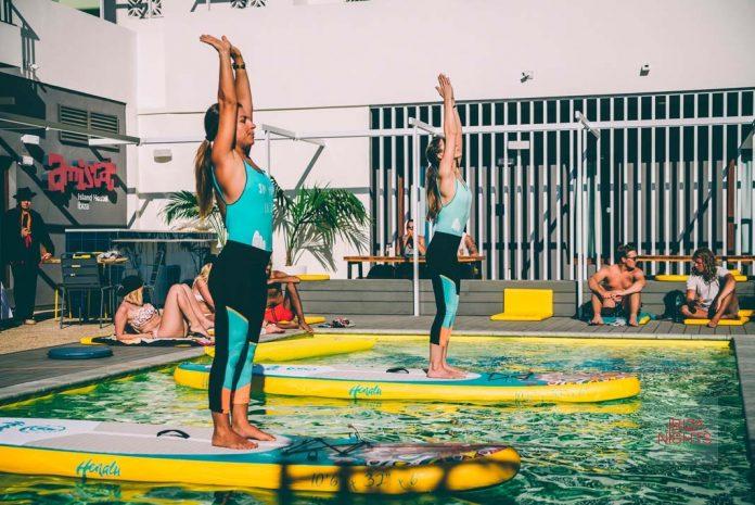 El 'hostel' Amistat ofrece infinidad de actividades dentro de sus instalaciones, y fuera.