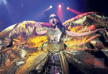 Performers en Saga Heart Ibiza.