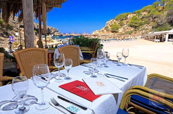 Restaurantes Cala Carbo