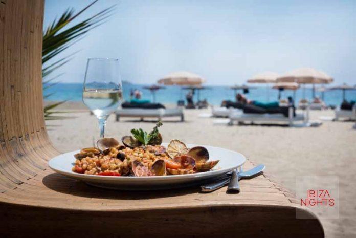 Una deliciosa gastronomía que mira al mar. FOTOS: SIR ROCCO BEACH CLUB