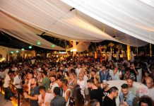 fiesta Ferragosto by made in italy - destino Ibiza La fiesta presentó un muy buen ambiente de inicio a fin.
