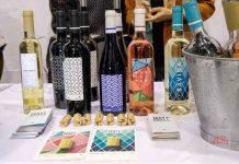 Muestra de vinos de Terramoll que se presentó en la pasada edición de Tastavins. SERGIO G. CAÑIZARES
