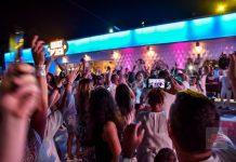 Las fiestas que organiza Nikki Beach son muy animadas. Foto: Andrei Oprescu