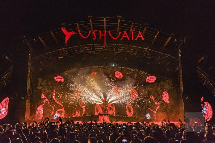 Elrow en Ushuaïa. El escenario del club transportará a los invitados hasta Brasil. Fotos : Ushuaïa Ibiza