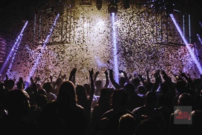 La música que invita a dejarse llevar durante toda la noche. Fotos: Pacha Ibiza