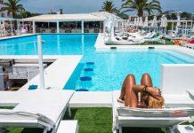 Una piscina perfecta para disfrutar de un baño a cualquier hora. Fotos: Sergio G. Cañizares