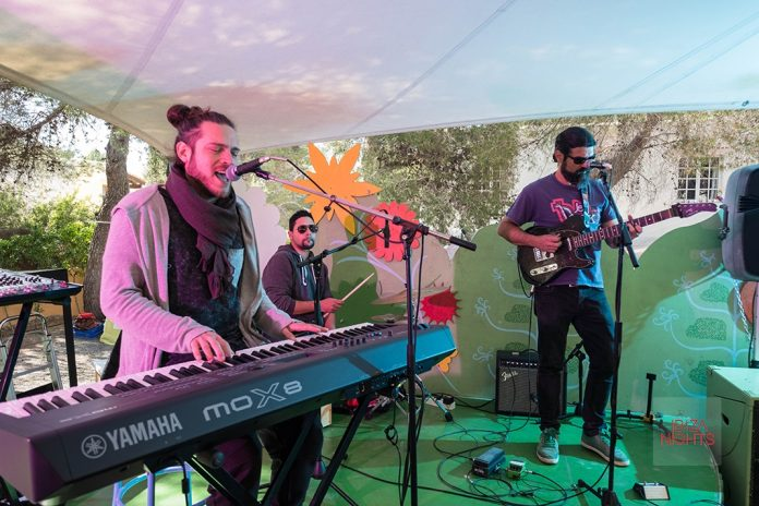 4GO dará un concierto el próximo miércoles en la carpa. Foto: Hippy Market