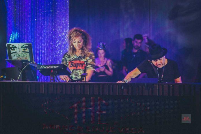 Calidad de sonido, arte y performances en Heart Ibiza. Foto: Heart Ibiza