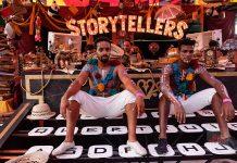 Storytellers cuida cada uno de los detalles de la producción y puesta en escena. Fotos: Sergio G. Cañizares