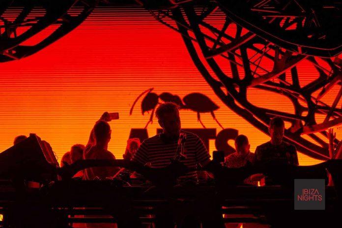Los dj no permitirán que el público deje de bailar en toda la jornada. Foto: Ushuaïa Ibiza