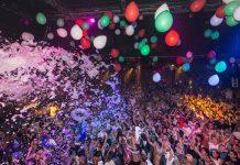 Única e irrepetible, la popular fiesta de la espuma de Amnesia Ibiza celebró una sesión especial. Fotos: David Pareja