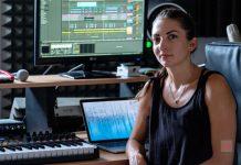 Juliet Fox trabaja desde su estudio en Ibiza. Fotos: Sergio G. Cañizares