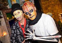 Peculiares asistentes se dieron cita en Halloween. Foto: Sergio G. Cañizares