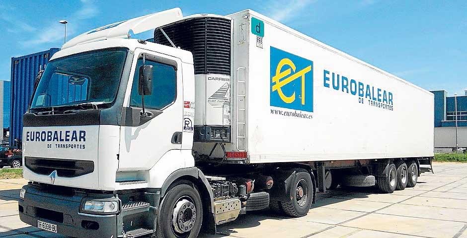 Eurobalear de Transportes - Ibiza