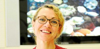 La doctora Sara Guasch. | GABI VÁZQUEZ