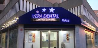 La clínica de Ibiza, situada en la avenida Ignasi Wallis, 57. AISHA BONET