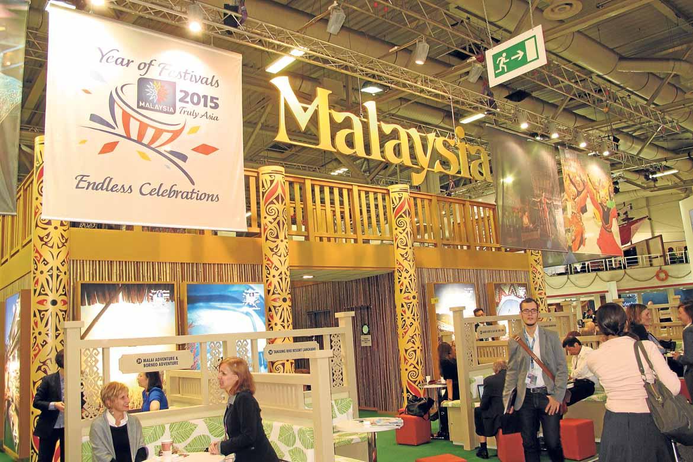 Malasya, otro destino emergente en el sudeste asiático.