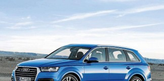 Audi Q7, uno de los candidatos para la votación del mes de abril.