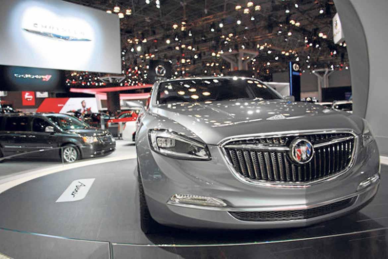 El Buick Avenir es un modelo de concept car de Buick.