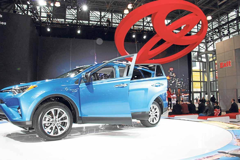 El Toyota RAV4 Hybrid