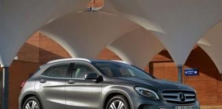El espectacular Clase GLA de Mercedes-Benz. Mercedes-Benz
