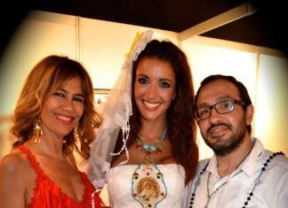 Las joyas de Elisa Pomar lucieron en la Pasarela Adlib.