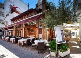 [:es]Exterior del Celler Can Pere, emblema de la gastronomía ibicenca.[:]