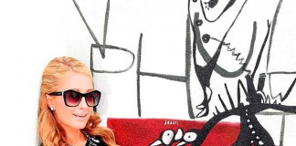 Paris Hilton. FOTO RUBÉN E. IBÁÑEZ