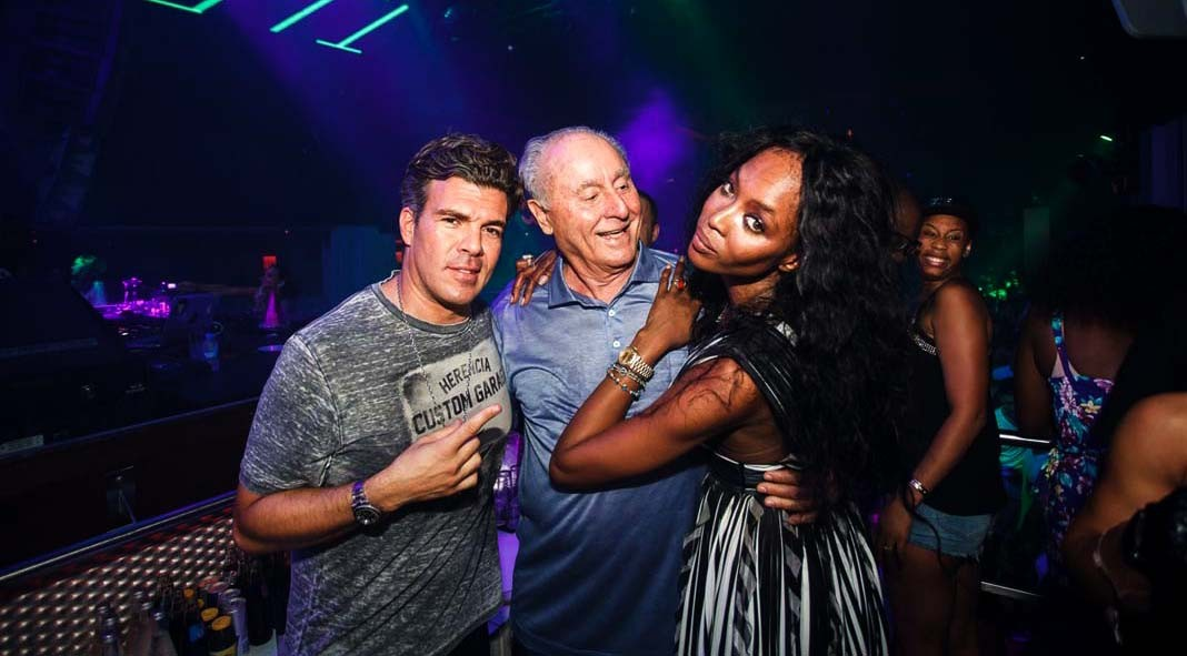 [:es]Roman Fortunato, Pepe Roselló y Naomi Campbell.[:]