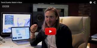 David Guetta en el documental 'Made in Ibiza'