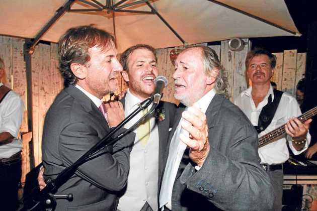 [:es]Leopoldo, 'Patoz' y su padre el pintorMario Arlati.[:]