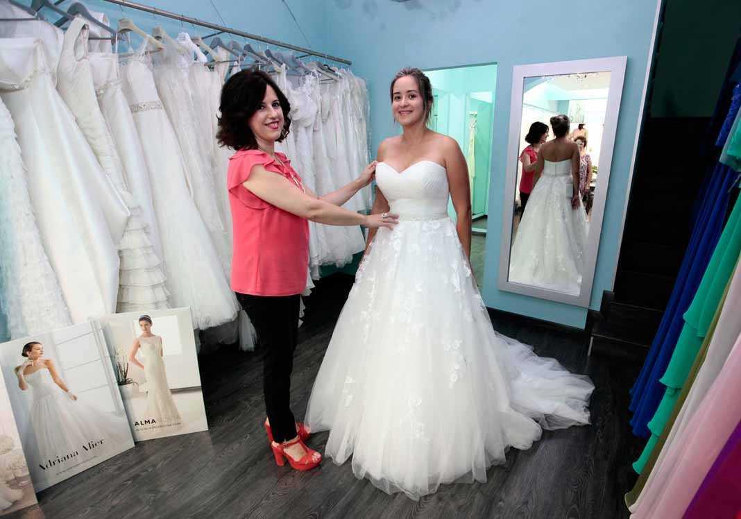 vestidos de novia xativa