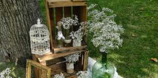 Ideas para decorar una ceremonia. PINTEREST