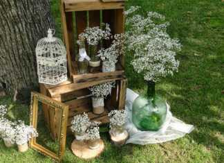 Ideas para decorar una ceremonia. PINTEREST