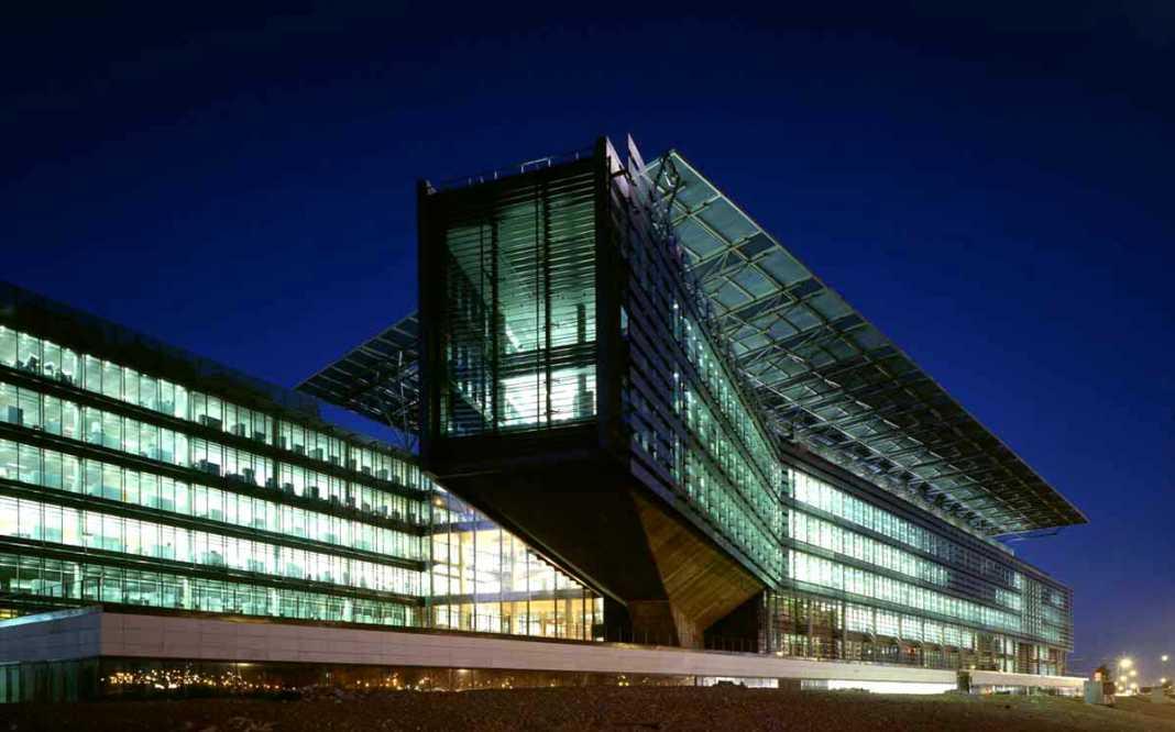 Sede de la compañía Endesa en Madrid.