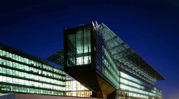 [:es]Sede de la compañía Endesa en Madrid.[:]