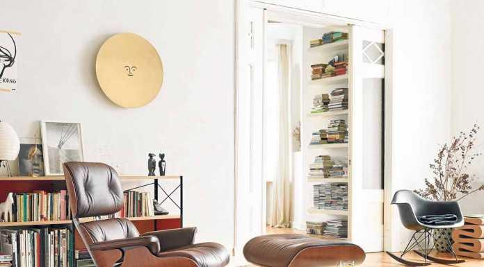 Muebles y artículos de la prestigiosa marca Vitra.