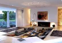 Hogar, decoración y confort. CONRAD WHITE