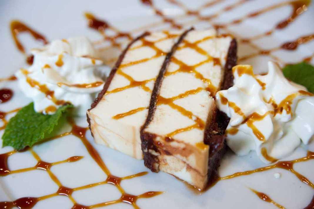 Pastel de queso y membrillo, Es Rebost de Can Prats. SERGIO G. CAÑIZARES