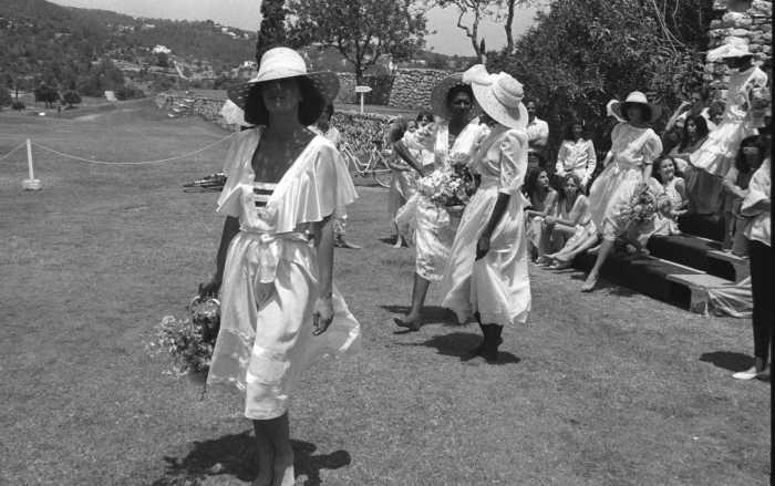 Adlib 1972, desfilada a Roca Llisa