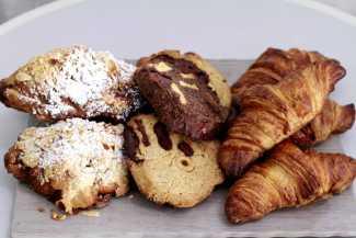 'Croissants' caseros. R.E.I.