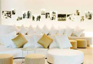 Un espacio que conjuga gastronomía y arte.