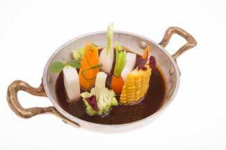 Tapas ideales para compartir en Modest Restaurant.